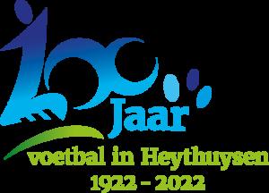 logo 100 jaar S.V. Heythuysen